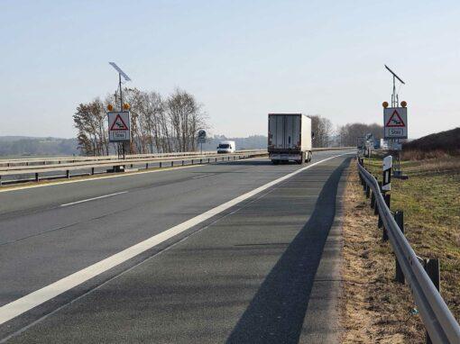 Verkehrsabhängige Anzeigesysteme
